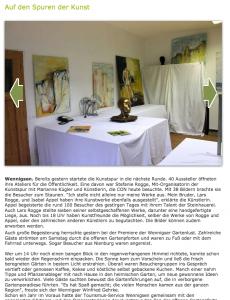 Con-nect, Kunstspur 2015