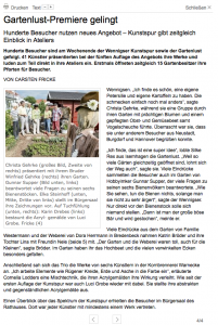 Calenberger Zeitung 15.6.2015