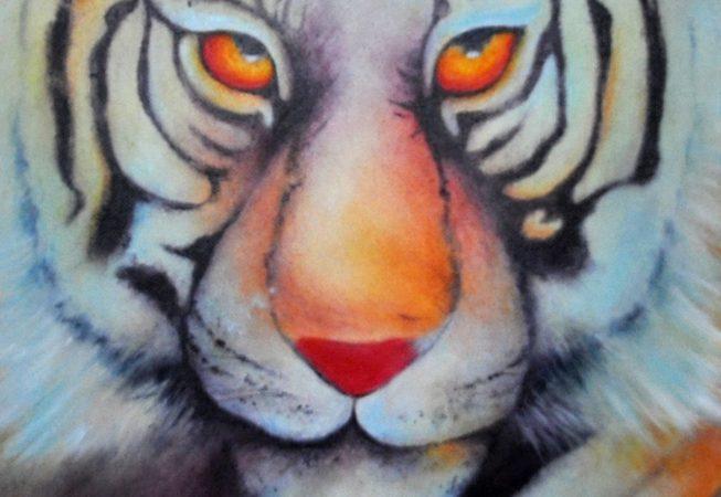 Tiger Gudrun Förster